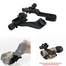 Mount NVG J Arm Bracket Night Vision Goggles for Connects Dump Truck Guide Rail