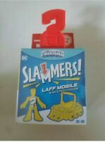 Fisher Price Imaginext DC Super Friends Slammer Laff Mobile w/ Mystery Figure