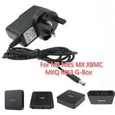 5.5*2.5mm Power Suply For MXQ M8 M8S MX MXQ MX3 CS918 MXQ PLS G-Box 5V 2A