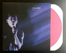 NEW ORDER Western Works Demos LP PINK 100 MADE Joy Division The Cure Smiths NEW