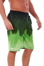Men's Quick Dry Swimming Shorts New Printed Mesh Lined Beach Summer Swimwear
