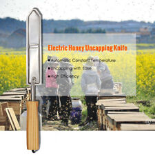 Electric Bee Hive Scraping Honey Extractor Uncapping Hot Knife Beekeeping Scrape