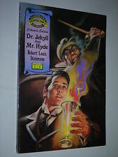 Dr Jekyll and Mr Hyde Robert Louis Stevenson Pendulum Illustrated Stories Comic