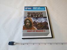 Deadliest Catch best of season 2 VOL 4 Discovery Channel Best of Collection DVD