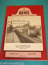 GREAT EASTERN NEWS #126 - SPRING 2006
