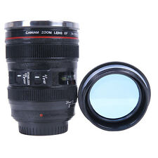 New Zoom Lens Cup Mug Same Size With Canon EF 24-105mm For Coffee Milk Water