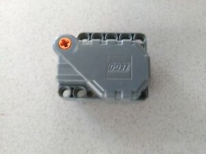 Lego Technic pull back motor in Dark Grey #2# . Excellent working condition