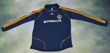 Vintage Adidas MLS Los Angeles Galaxy Long Sleeve Jersey Size XL.