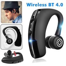 Wireless Headphone Noise Cancelling Trucker Headset Earpiece Earbud For Driving