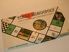 1986 vintage JEU de SOCIETE ALTERNATIF ancien monopoly TIERS MONDOPOLY poitiers