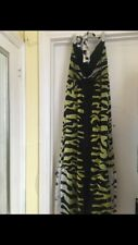 BNWT Long Talisman Print Dress, Alice By Temperley, Size 12, 100% Silk