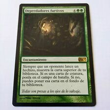 MTG - 1x Lurking Predators (Depredadores furtivos) - M10 - Spanish - M/NM