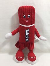 2016 Twizzlers Candy Plush Doll Movable Limbs Face And Skirt 14 Inches Tall