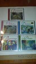 Classical CDs, LOT of 5 different Northsound New Factory Sealed OOP  CDs