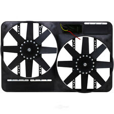 Fan Electric 13 1/2^ Dual Shrouded Puller w/ Variable Speed Control fits 2004-20