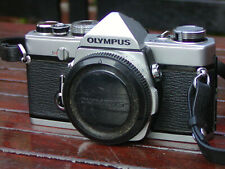 Olympus OM1 35mm SLR Film Camera Body