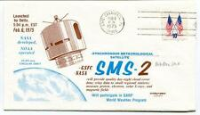 1975 SMS-2 GSFC NASA Delta NOAA Cape Canaveral World Weather Program USA SAT