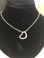 Fashion Jewellery Heart Pendant With Gift Bag