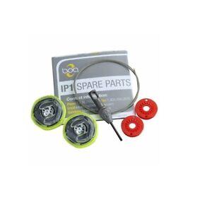New Shimano SH-RC900 SM-SHRC900BOA IP1 Repair Kit - Yellow - 2 Left Dials