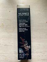 Nuance Salma Hayek Natural Definition Tinted Brow Gel Universal Brown 950 0.16OZ