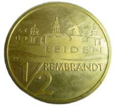 A411) Medaille Medaille 12 REMBRANDT 2006 LEIDEN VAN RIJN 1606 400 JAHR