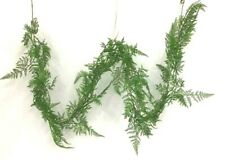 Creek Fern Greenery Garland~Green~PVC/Artificial~6 ft. Long