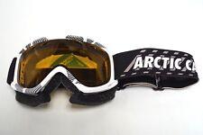 Arctic Cat Smith Fuel MAX Black & White Snowmobile Goggle 5252-480