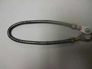 NEW 1964 1/2 1965 1966 1967 FORD MUSTANG GROUND STRAP WIRE