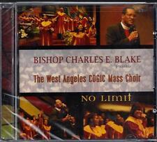 BISHOP CHARLES E. BLAKE / West Angelis COGIC Mass Choir - Sealed CD (2007)