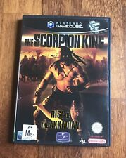 THE SCORPION KING Rise Of The Akkadian NINTENDO GAMECUBE