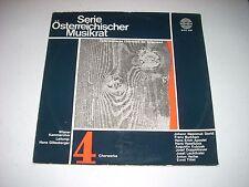 Austrian Choral Music Osterreichischer Musikrat Chormusik der Gegenwart LP VG+