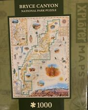Bryce Canyon National Park Puzzle-1,000 pieces- Made in USA (New in Box)