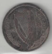 IRELAND,  1928,  FLORIN,  SILVER,  KM#7