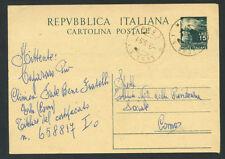 1949 - LOTTO/17024U - REPUBBLICA - 15 LIRE DEMOCRATICA - USATA