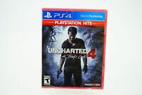 Uncharted 4 A Thief's End Hits - PlayStation 4: Playstation 4 [Brand New] PS4