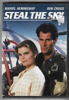 Steal the Sky (DVD, 2006) Brand New Sealed Ben Cross, Mariel Hemingway