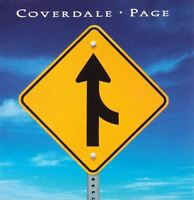 DAVID COVERDALE, JIMMY PAGE coverdale page (CD album) blues rock, hard rock