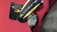 King Cobra S3 #3 20* Hybrid Aldila 65G  Regular Flex Steel Men Left Handed