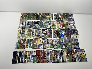Lot Of (100) NFL Football Cards Peyton Manning, Randy Moss & More