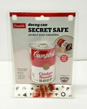 Campbells Decoy Can Secret Safe New Free Shipping Chicken Noodle