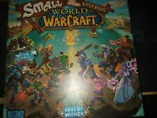 small world of warcraft boardgame