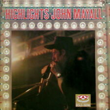 "12 "" DLP John Mayall Highlights (Room to Move, Off The Road ) 70`s Karussell"