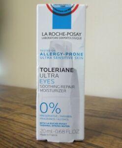 New! La Roche-Posay Toleriane ULTRA EYES Soothing Repair Moisturizer 1oz (9522)