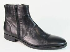 Bacco Bucci 7918-20 Ankle Boots (Men's) - Black - Sz 10 M