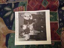 R7 ephemera 1944  film picture usa greenwich conneticutt high school projection