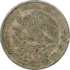 [#529732] Moneda, México, 50 Centavos, 1972, Mexico City, BC+, Cobre - níquel