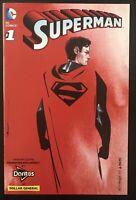 Superman #1 2016 Doritos Variant DC Comic Book Action Comics