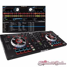 Numark Mixtrack Platinum - DJ Controller Jog Wheel Display Serato DJ Intro