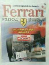 Ferrari Formula 1 F2004 De Agostini Kyosho a Scoppio Ricambio N°17 04017 Nuovo