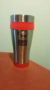 Cleveland Browns 2015 Dawg Pound travel mug Season Ticket Holder Gift